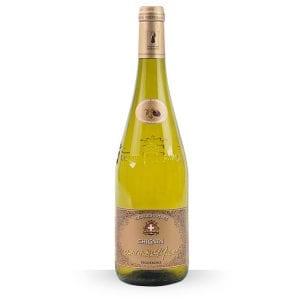 vin blanc chignin vielles vignes