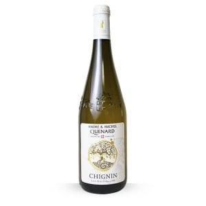 vin blanc Chignin