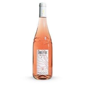Savoie Rosé sous le roc