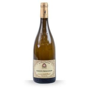 Vin Blanc Savoie Bergeron Chignin