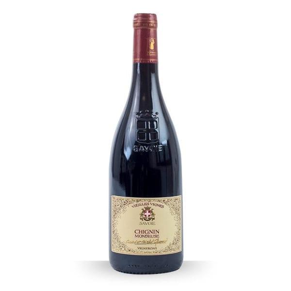 Vin Savoie Mondeuse vieille vigne