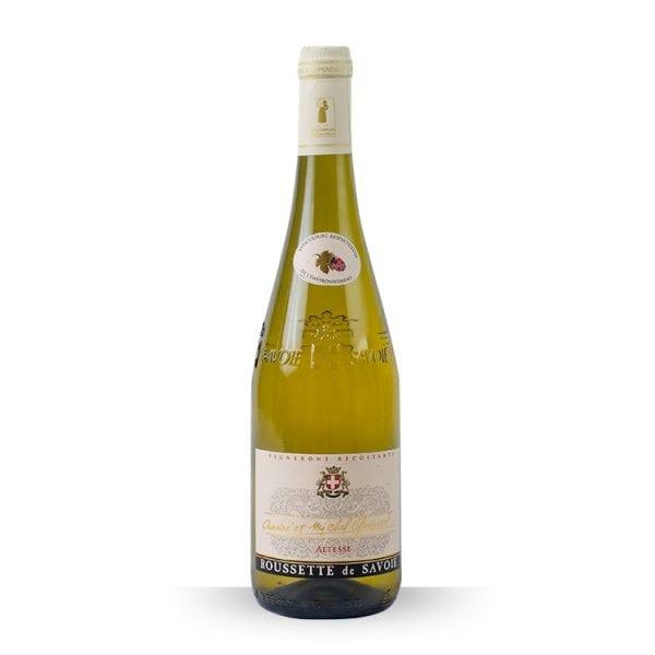 Vin blanc Savoie Roussette