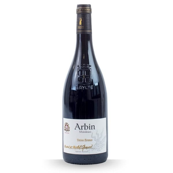 Vin rouge Chignin Mondeuse Arbin